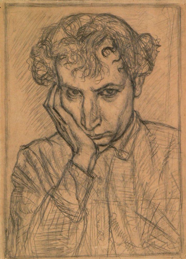 Поэт Зелик Аксельрод (1904–1941)