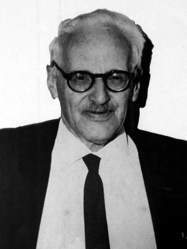 Русско-еврейский писатель Юлий Марголин  (1900 – 1971)