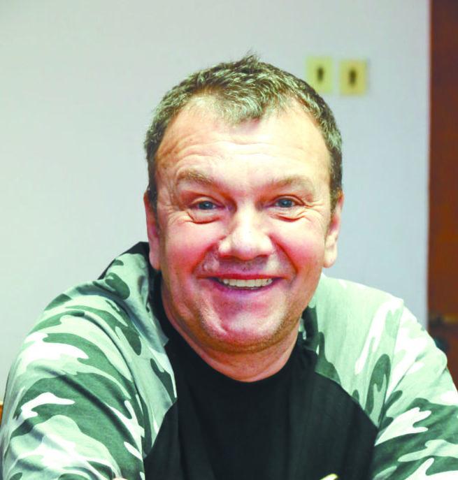 Александр Наумов:  «Зрители нам всегда помогают»