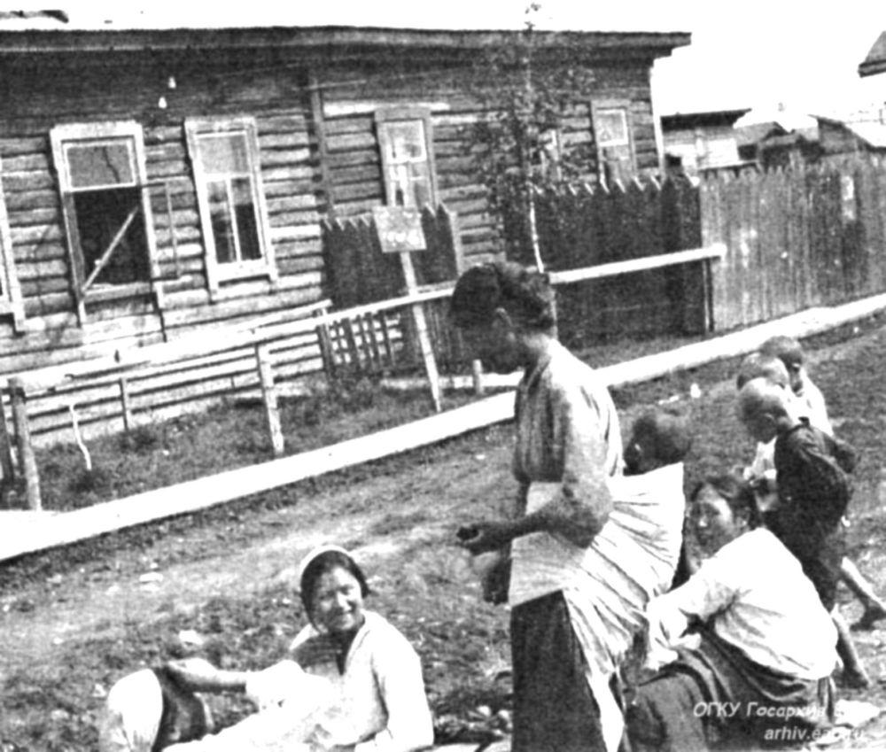 Корейские корни ЕАО - Корейские женщины с. Благословенного  в начале XX века.