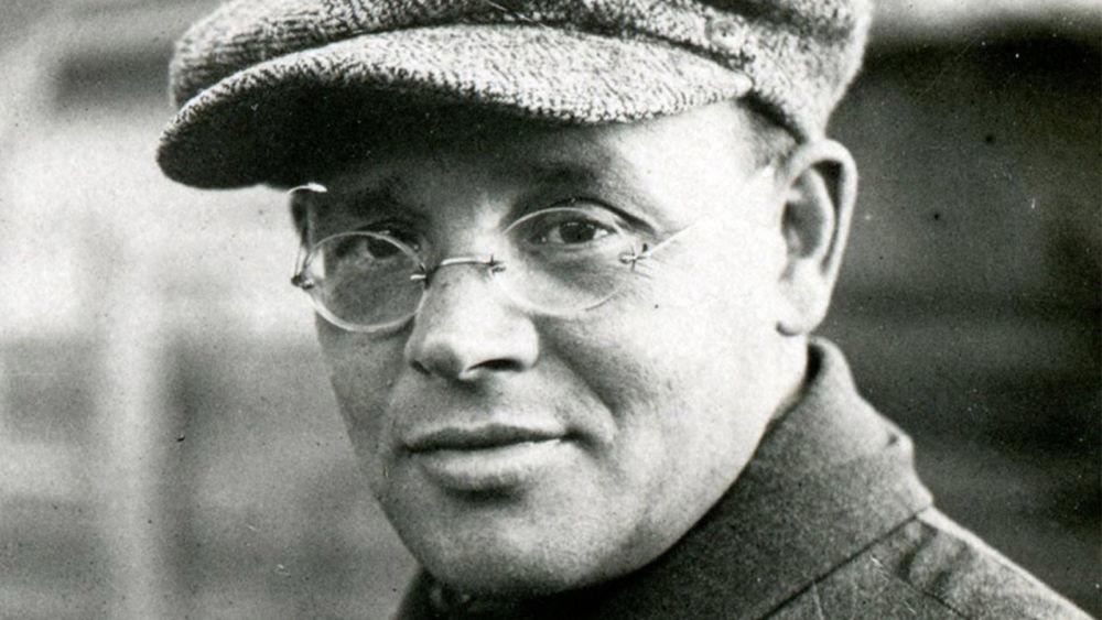 Русский советский писатель Исаак Бабель  (1894 – 1940)
