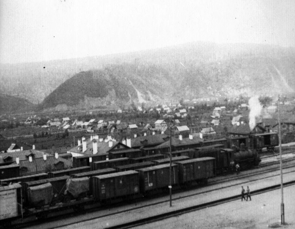 Облучье, город  железнодорожников - Станция Облучье