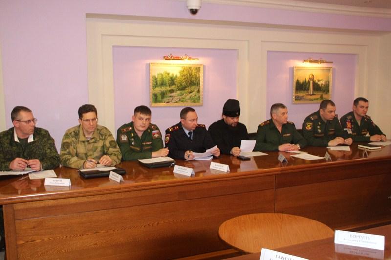В конце марта в ЕАО пройдет военно-патриотическая акция «Сирийский перелом»