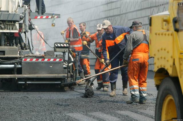 Дан старт Национальному проекту «Безопасные и качественные автомобильные дороги».