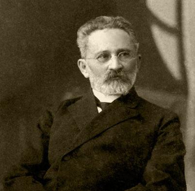Выдающийся  еврейский историк  Семен Дубнов  (1860 – 1941)