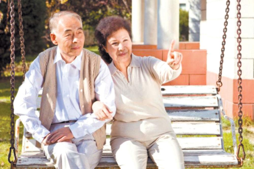 Старое китайское серебро - Современные пенсионеры КНР