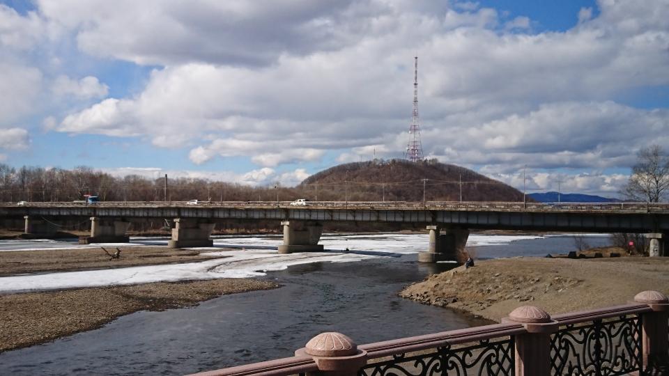 Проблема реконструкции моста в регионе назрела давно