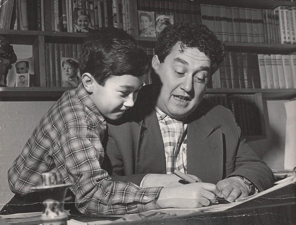 Советский писатель Виктор Драгунский (1913 – 1972)