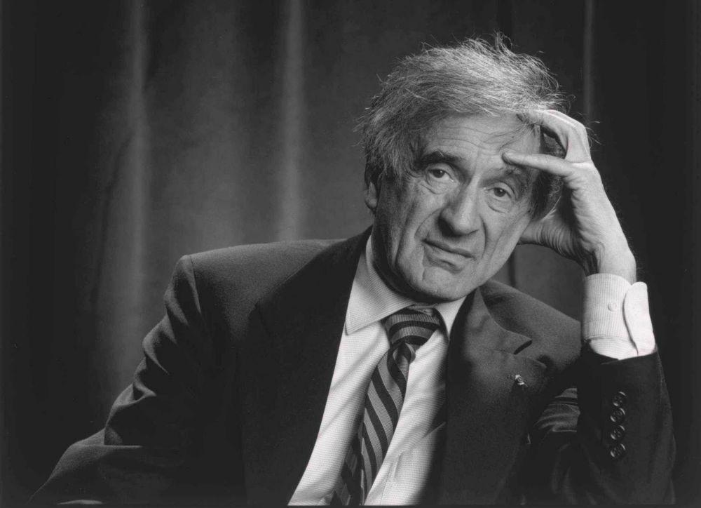 Еврейский писатель Эли Визель  (1928 – 2016)