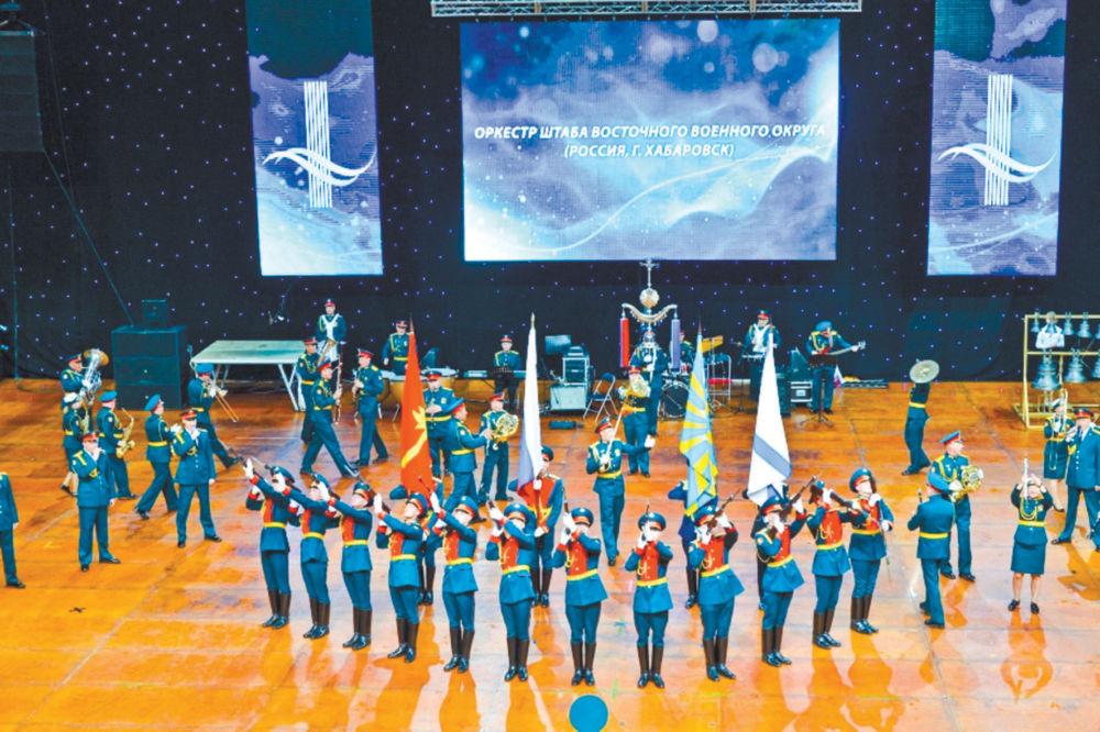 Урал и Чехия сыграют на «Амурской волне»