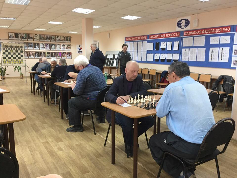 В Биробиджане прошел шахматный турнир