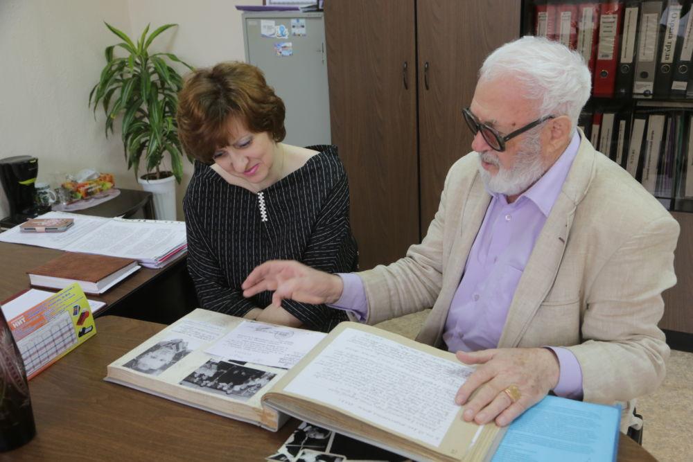 И я отсюда родом - Татьяна Конончук и Валерий Борек-Яковлев