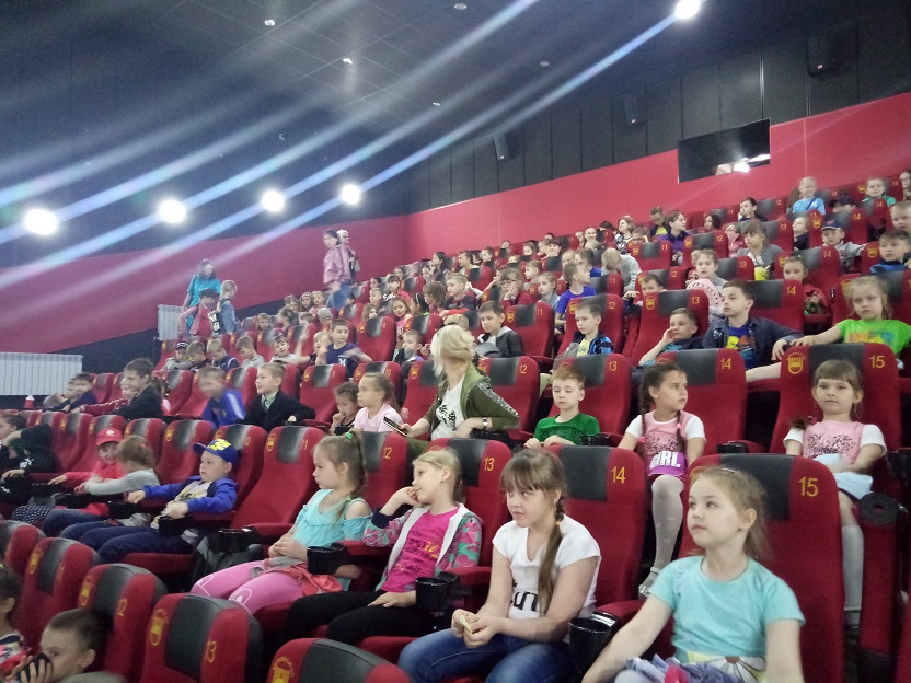 Заповедное кино показали в Биробиджане