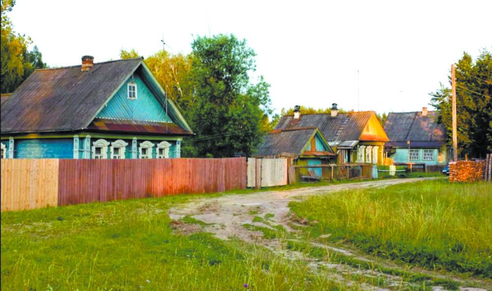 Село запрограммируют на рост