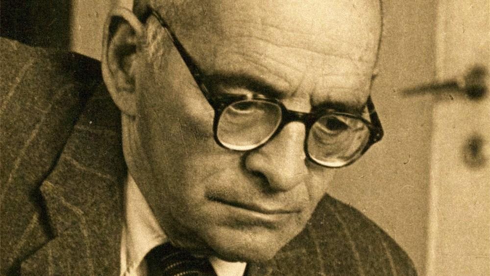 Писатель Лео Перуц (1882 — 1957)
