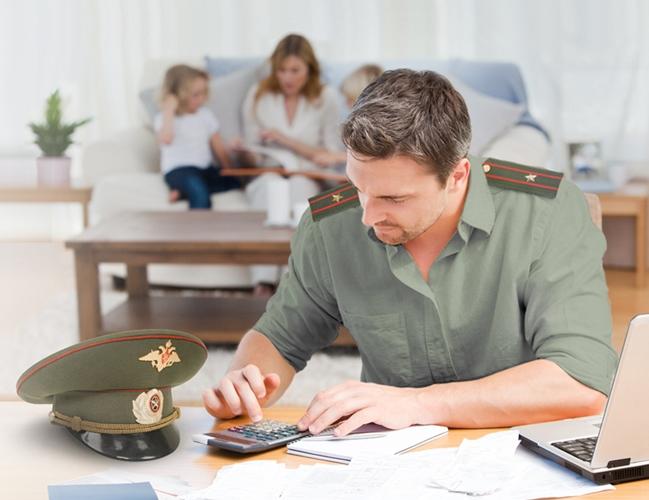 РСХБ снижает ставки по ипотечным кредитам для военнослужащих