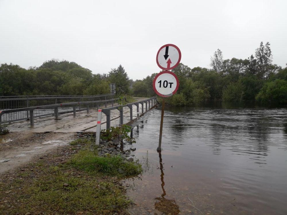 Состояние паводковой обстановки оценили руководители Биробиджанского муниципального района