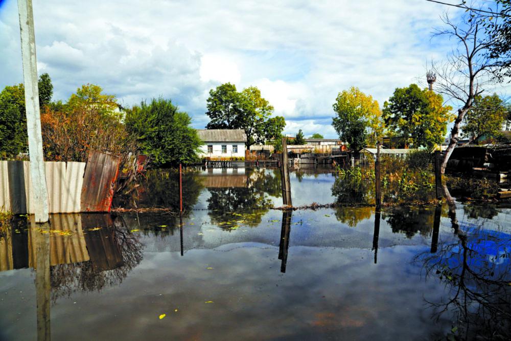 Александр ЛЕВИНТАЛЬ:  Экономический ущерб ЕАО  от паводка  уже выше,  чем в 2013 году.  Но Президент обещал  во многом помочь