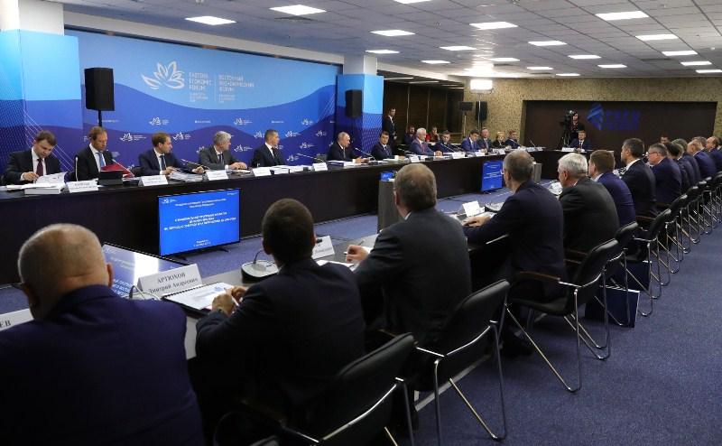 Важные для ЕАО вопросы обсудили на заседании Государственного совета при Президенте РФ