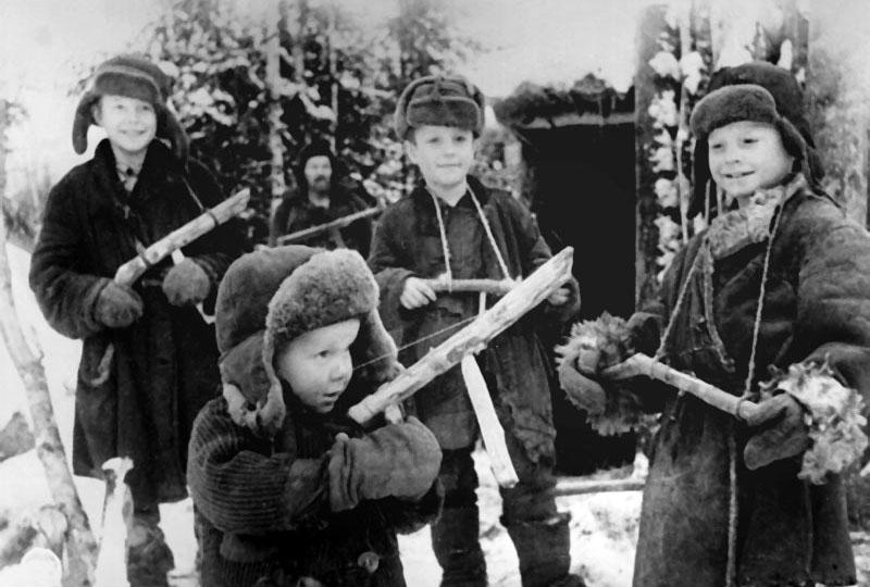 А еще был случай… - Дети войны. Источник фото: cont.ws