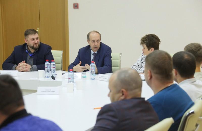 Центр «Мой бизнес» для субъектов малого и среднего предпринимательства откроется в ЕАО