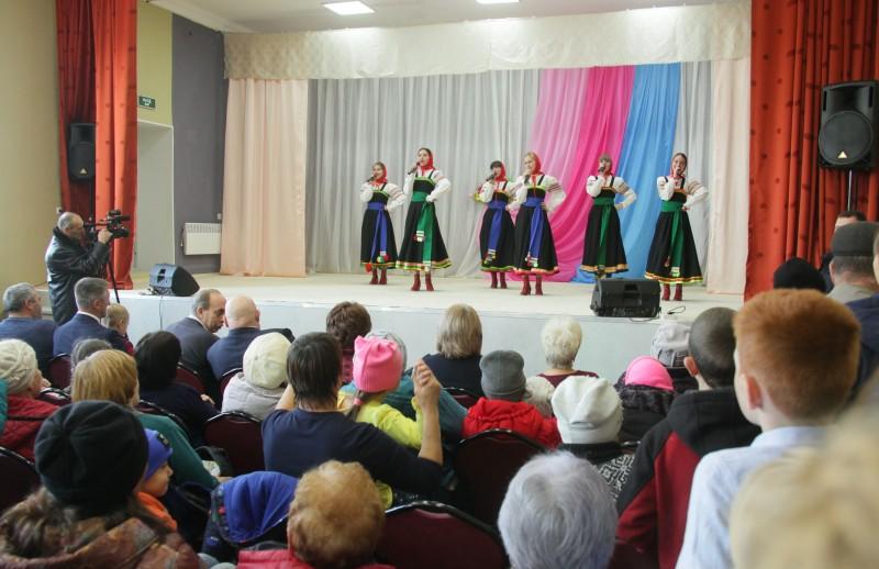 Объекты социальной инфраструктуры Ленинского района посетил губернатор ЕАО