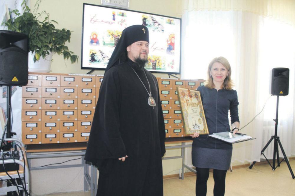 Вера в кадре - Архиепископ Ефрем и Елена Гаврилюк