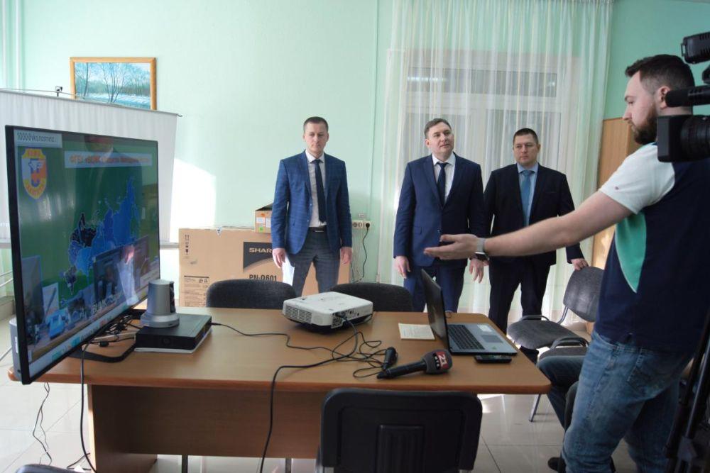 Комплекс телемедицины смонтировали в областной больнице ЕАО